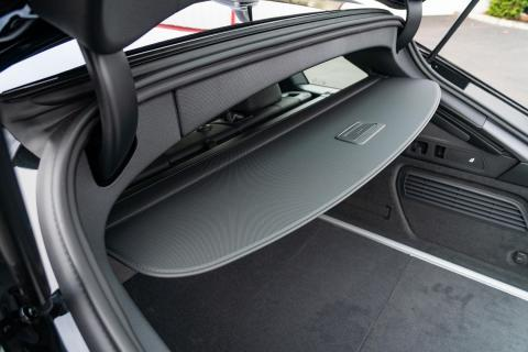 Trunk Privacy Screen